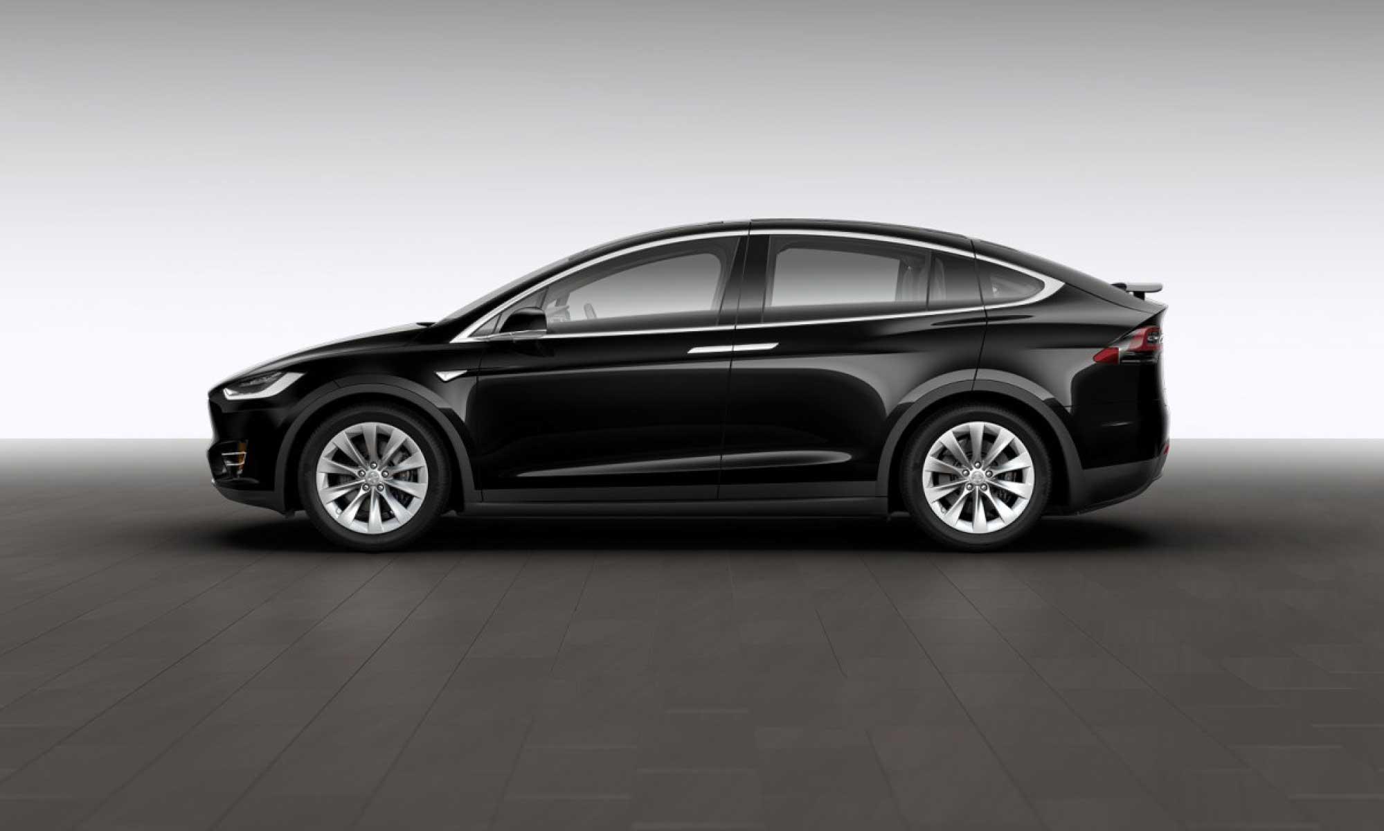 Sie können sich<br>einen Tesla leisten.<br>Ab CHF 180 pro Tag*